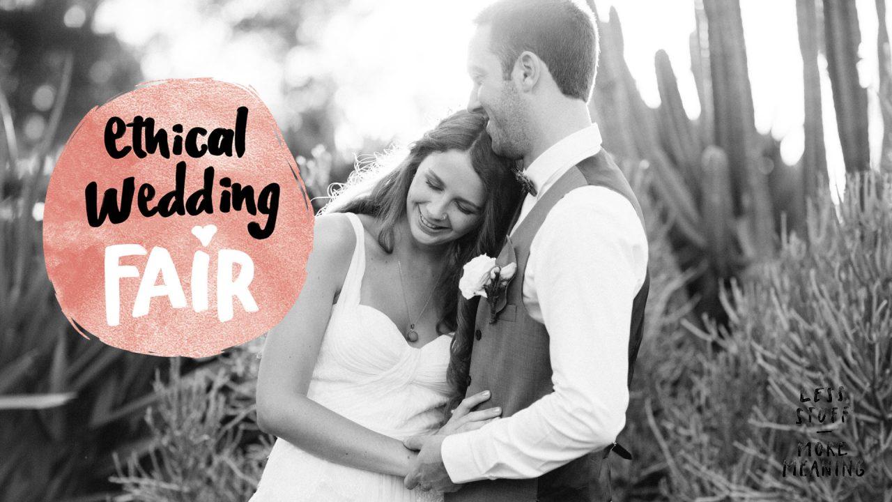 Ethical Sustainable Eco Wedding Fair