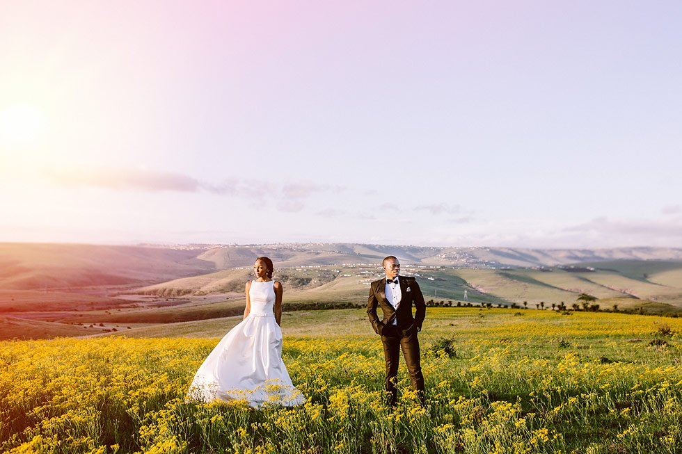 Community wedding in South Africa