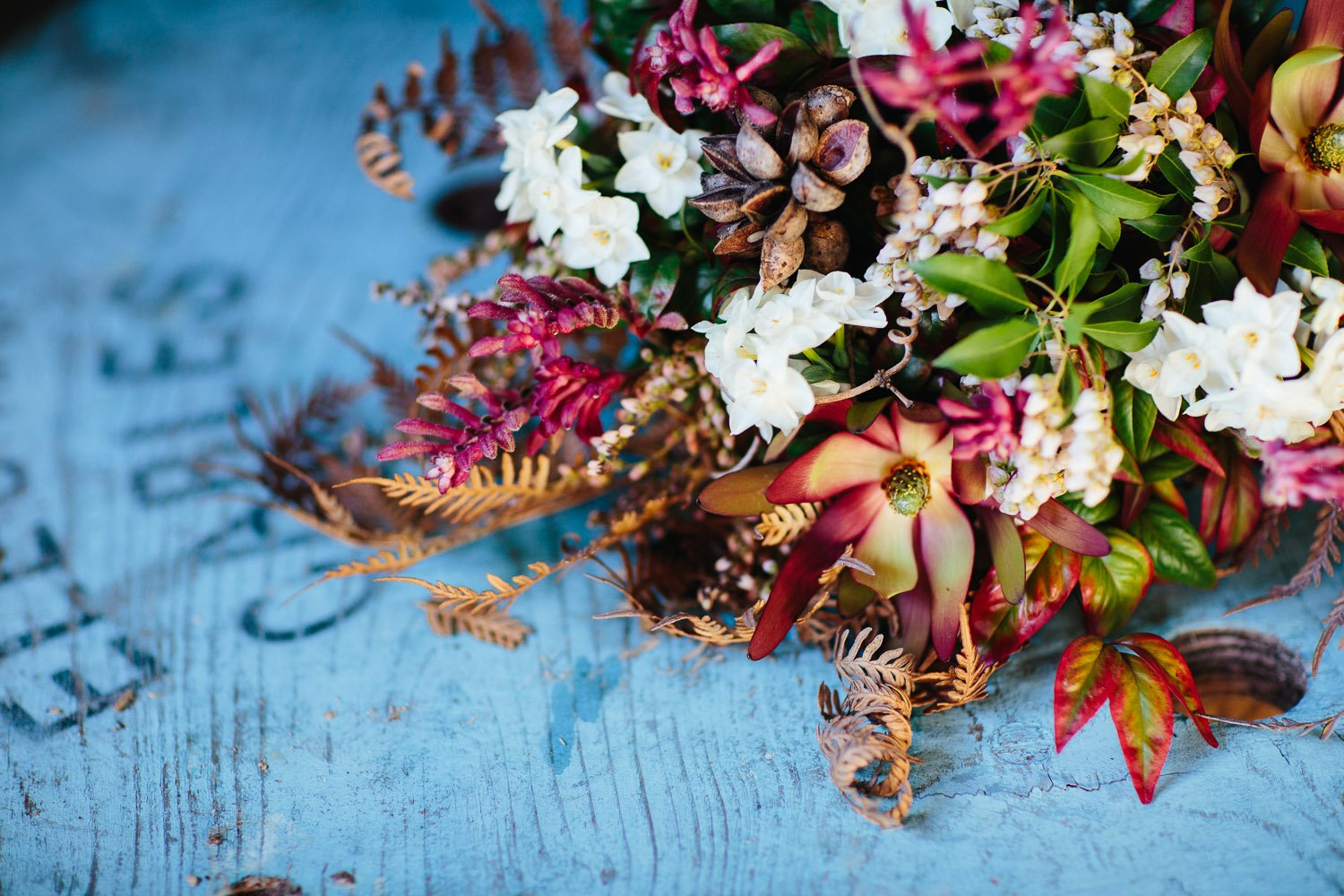 Farmer florist Hunter Valley
