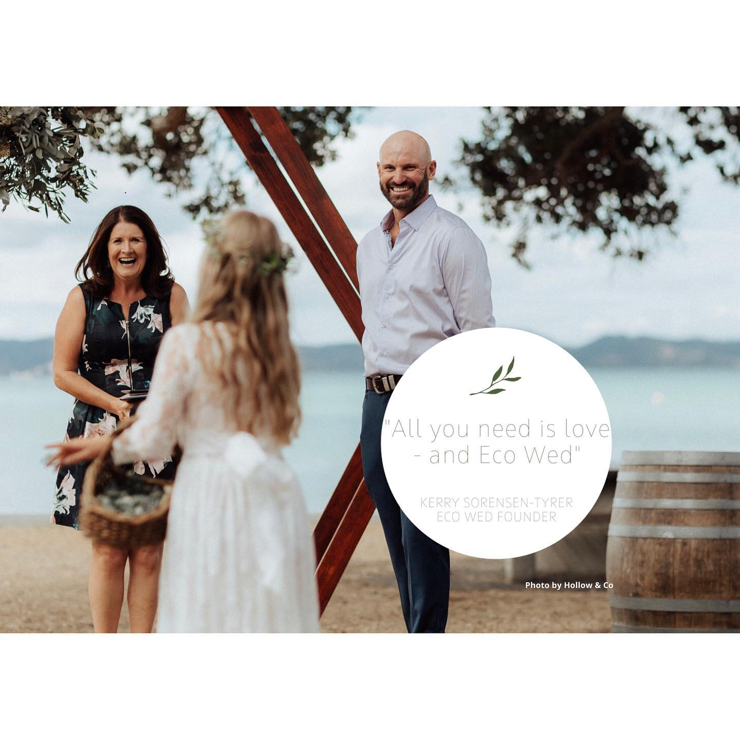 Eco Wed - Small and Intimate Weddings for the Earth Friendly Couple Auckland