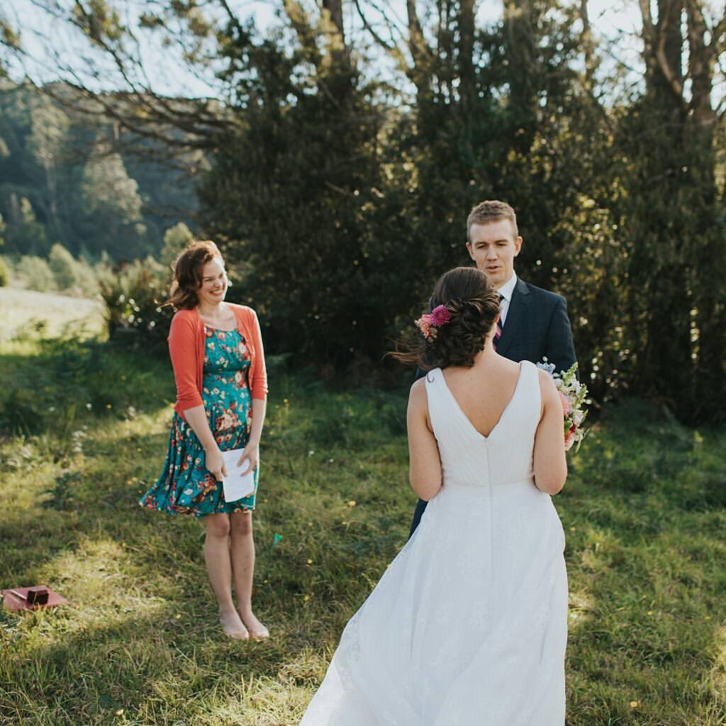 Elopement celebrant - Yarra Valley Dandedong Ranges