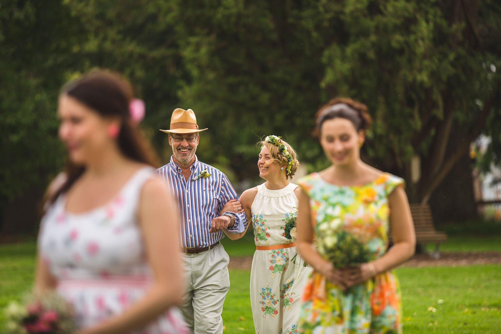Documentary style wedding photography - Jon Harris Photography