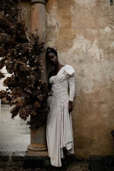 aboutphaedra | artisanal wedding gowns