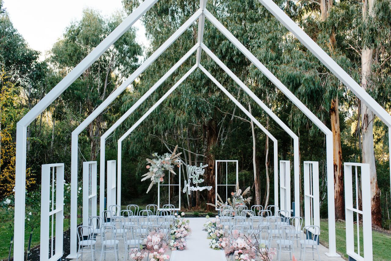 Yarra Valley Estate | Ceremony, Reception and Onsite accommodation