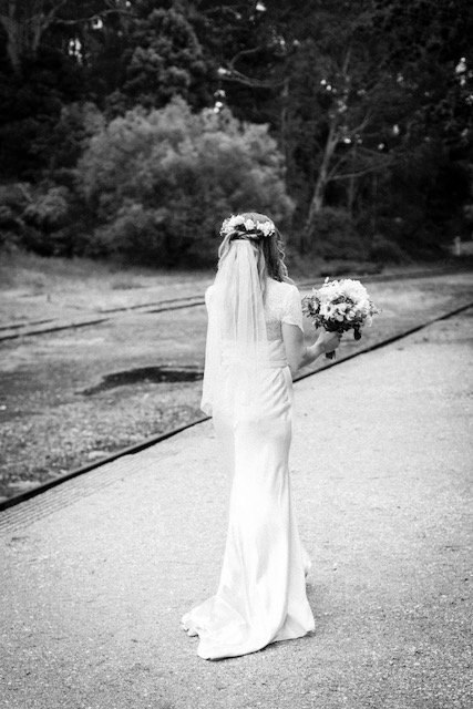 Pre-loved, sample and zero-waste wedding gowns with Love Me Twice, Melbourne-5