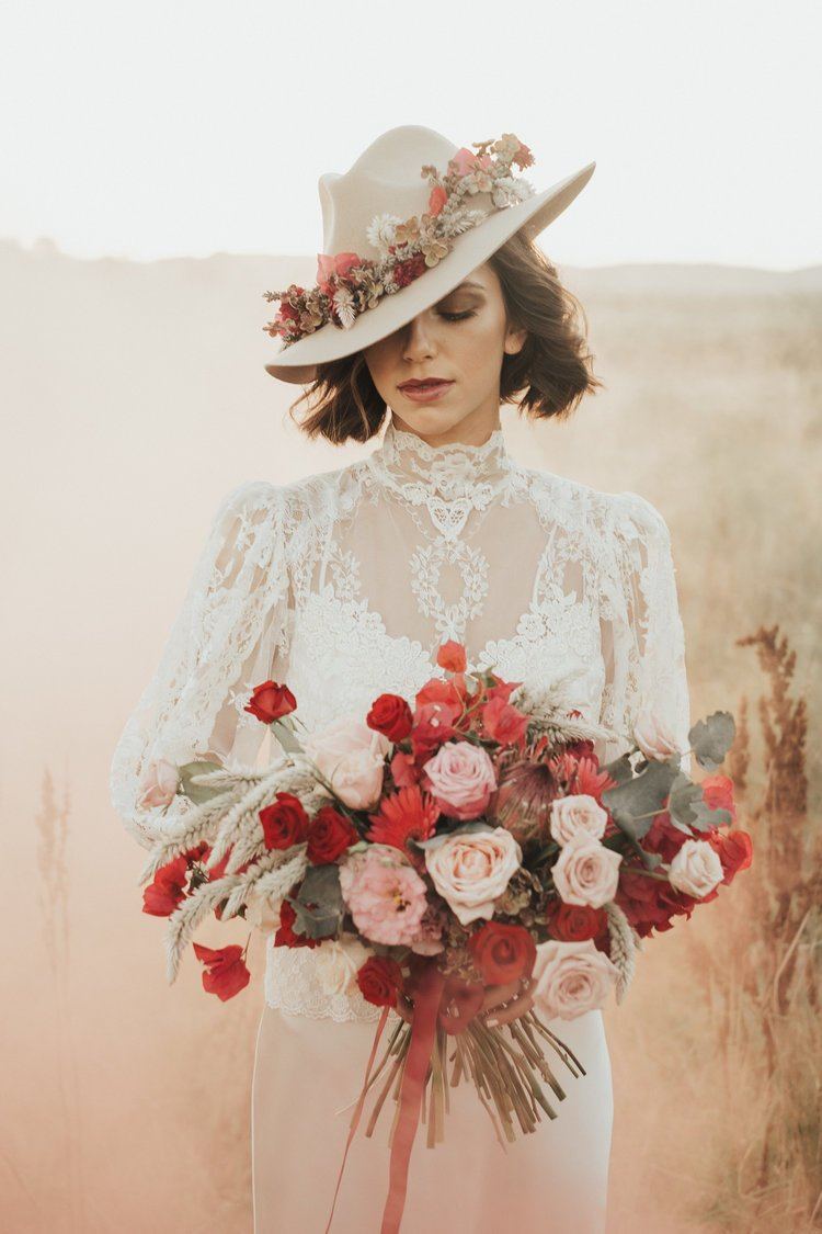Pearl Button Bridal | Be true to your spirited self