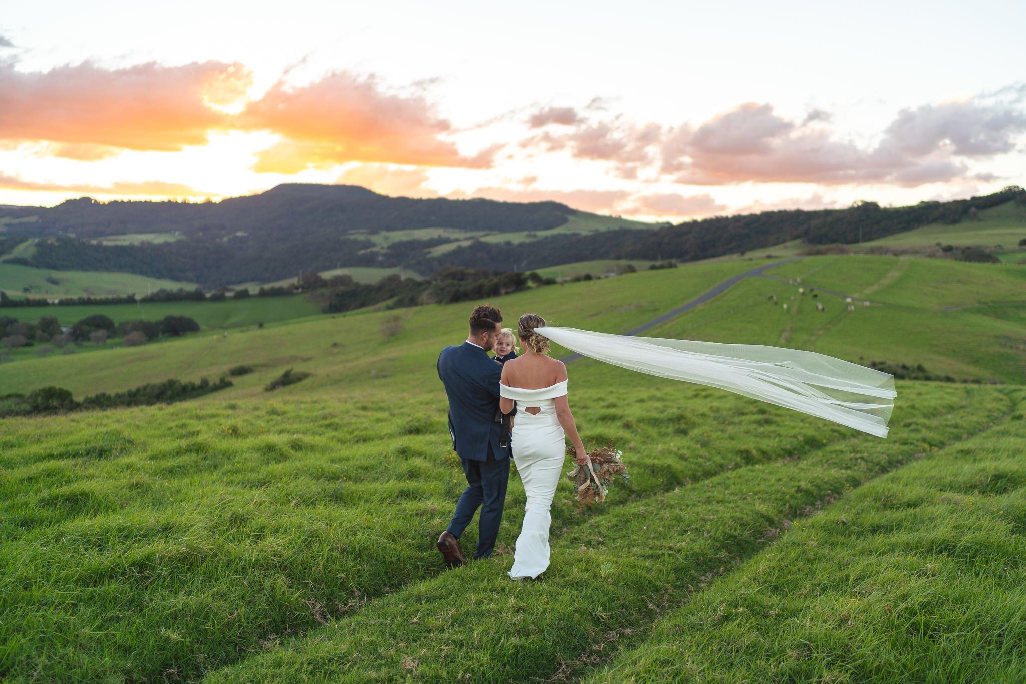 Country wedding South Coast, Jon Harris