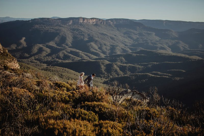 The Mountain Folk Films & Photography | Blue Mountains Wedding Cinematography