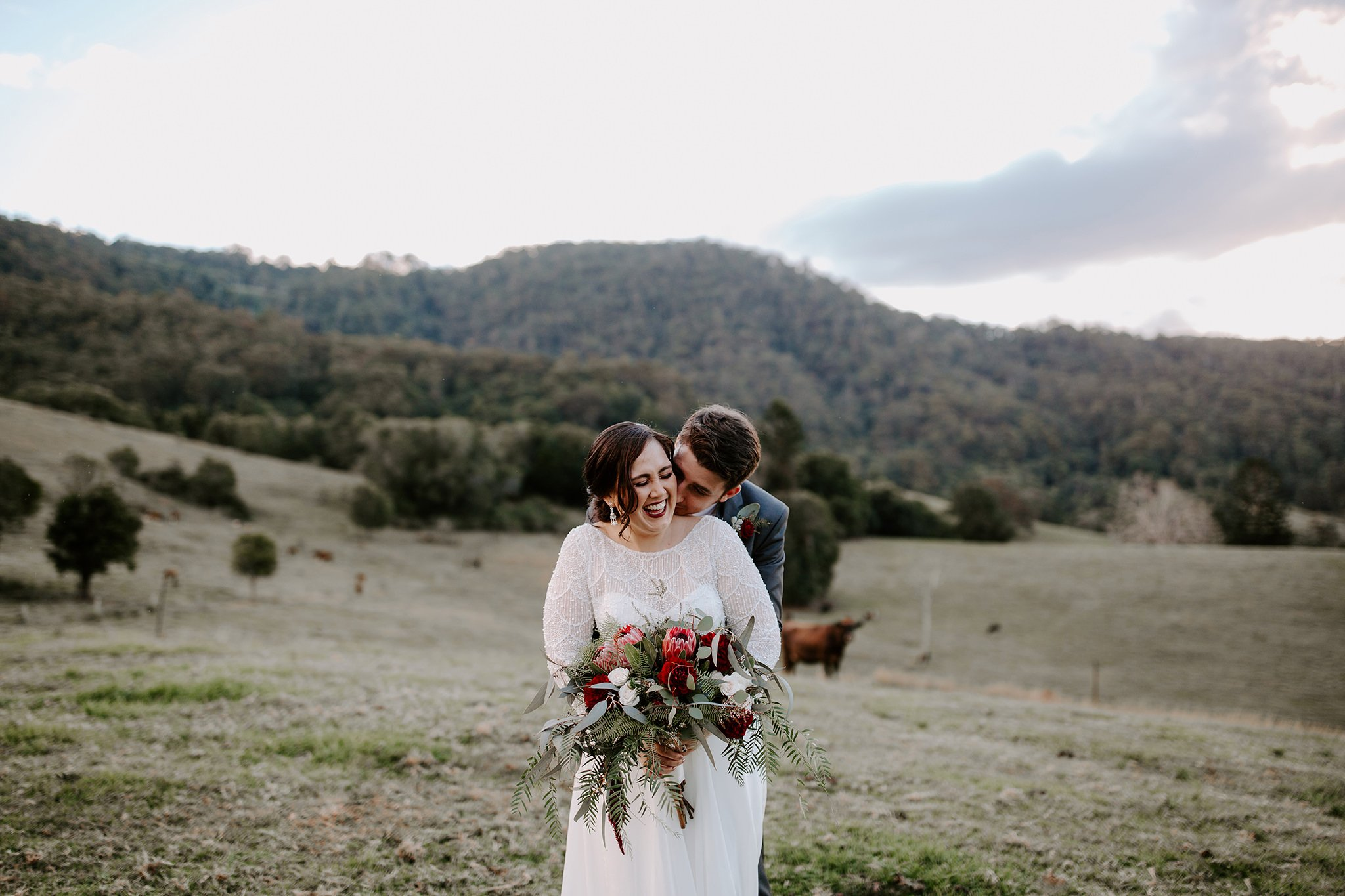 Sunshine Coast wedding photographer Aimee Catt