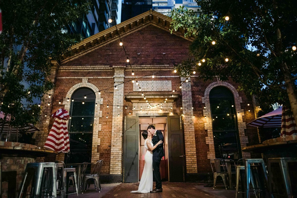 Elopement at Trunk Melbourne