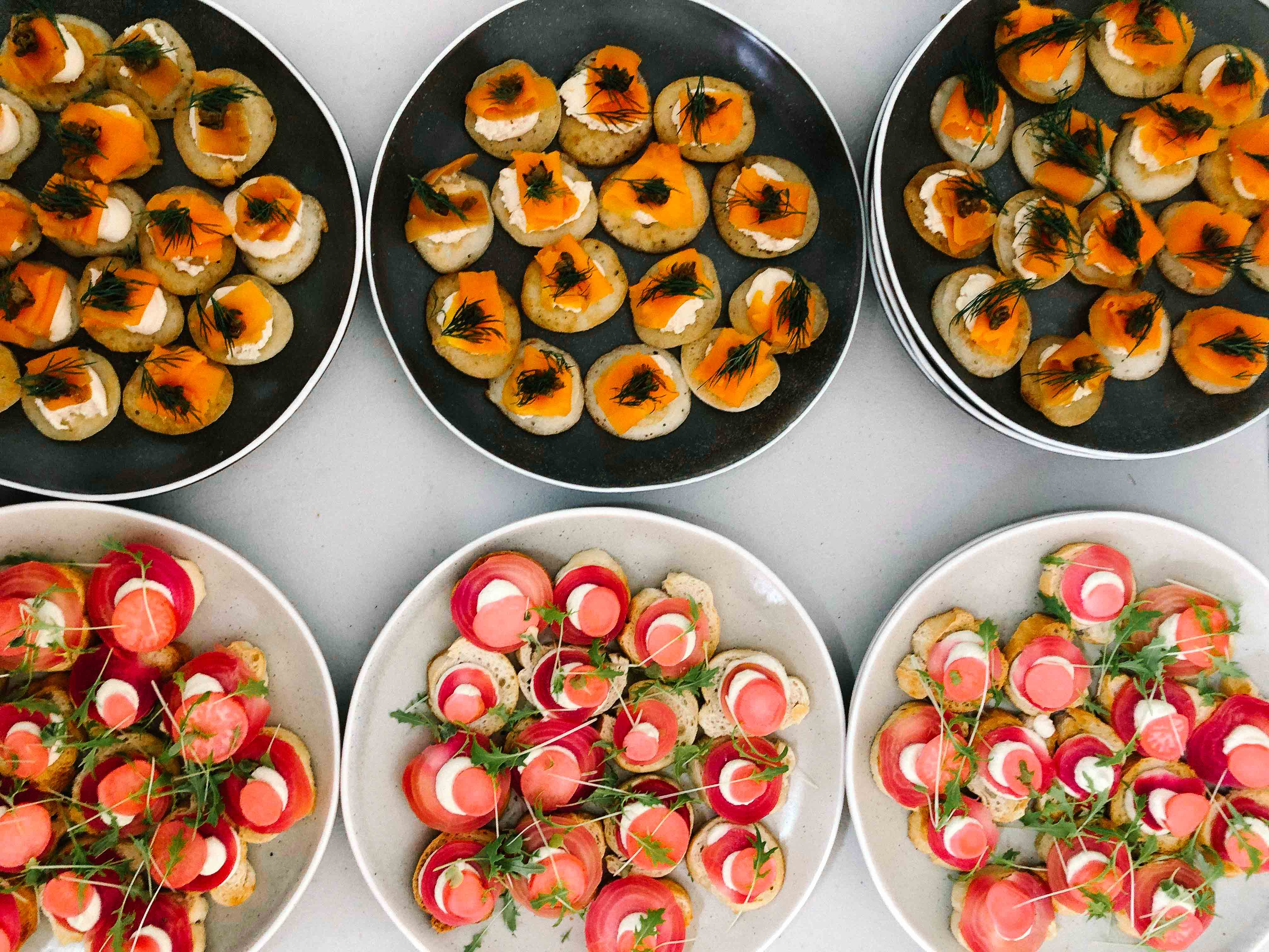 Vegan wedding and events catering by Tenielle Evans-4