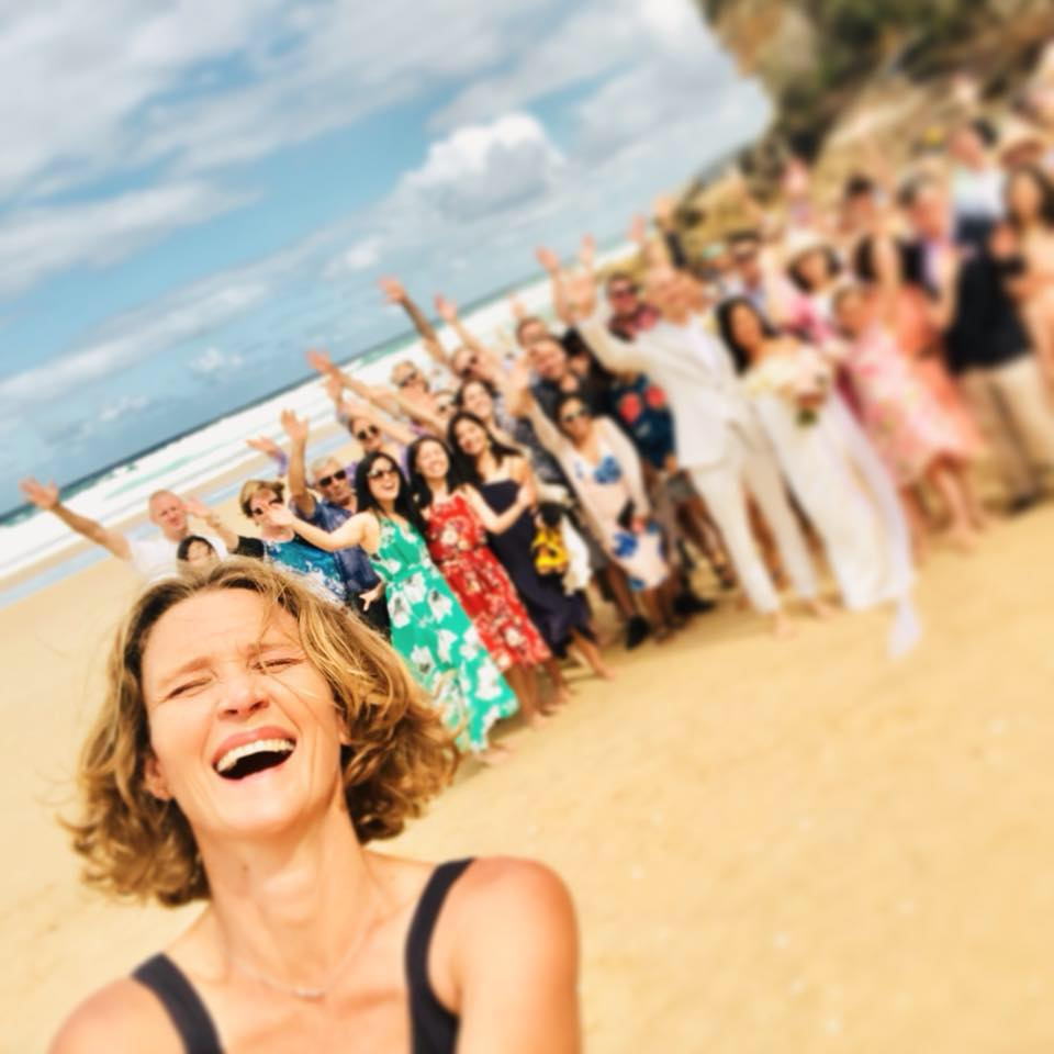 Sydney wedding celebrant - Northern Beaches