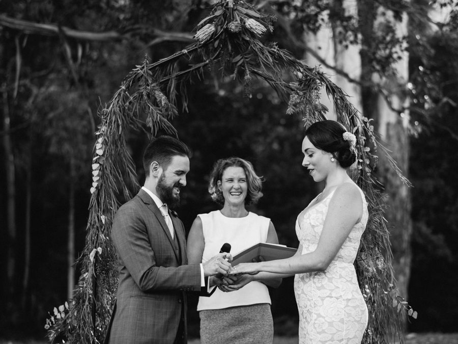 Meggan Brummer – Sydney Celebrant Services