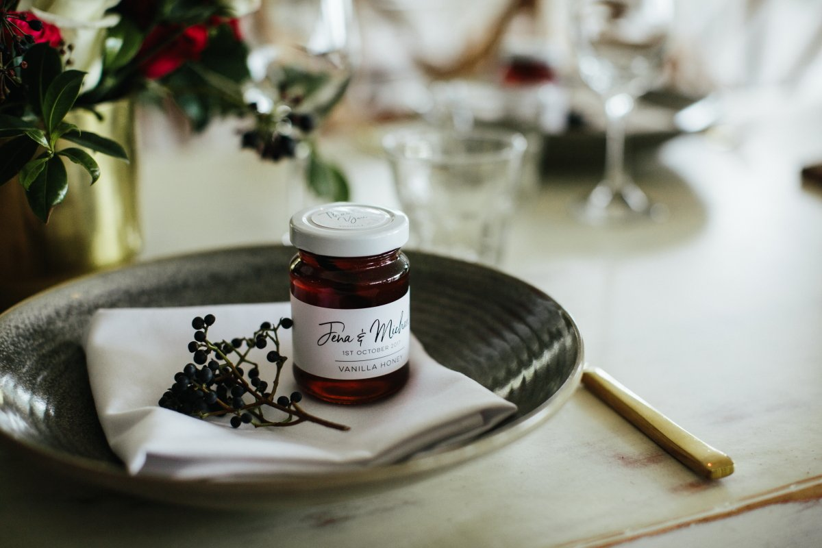 Wedding Honey – Simple. Beautiful. Generous.