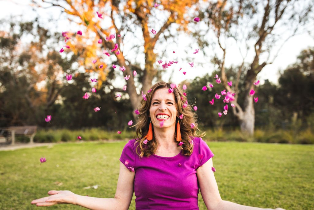 Sally Bruce – Eco-friendly Celebrant Perth