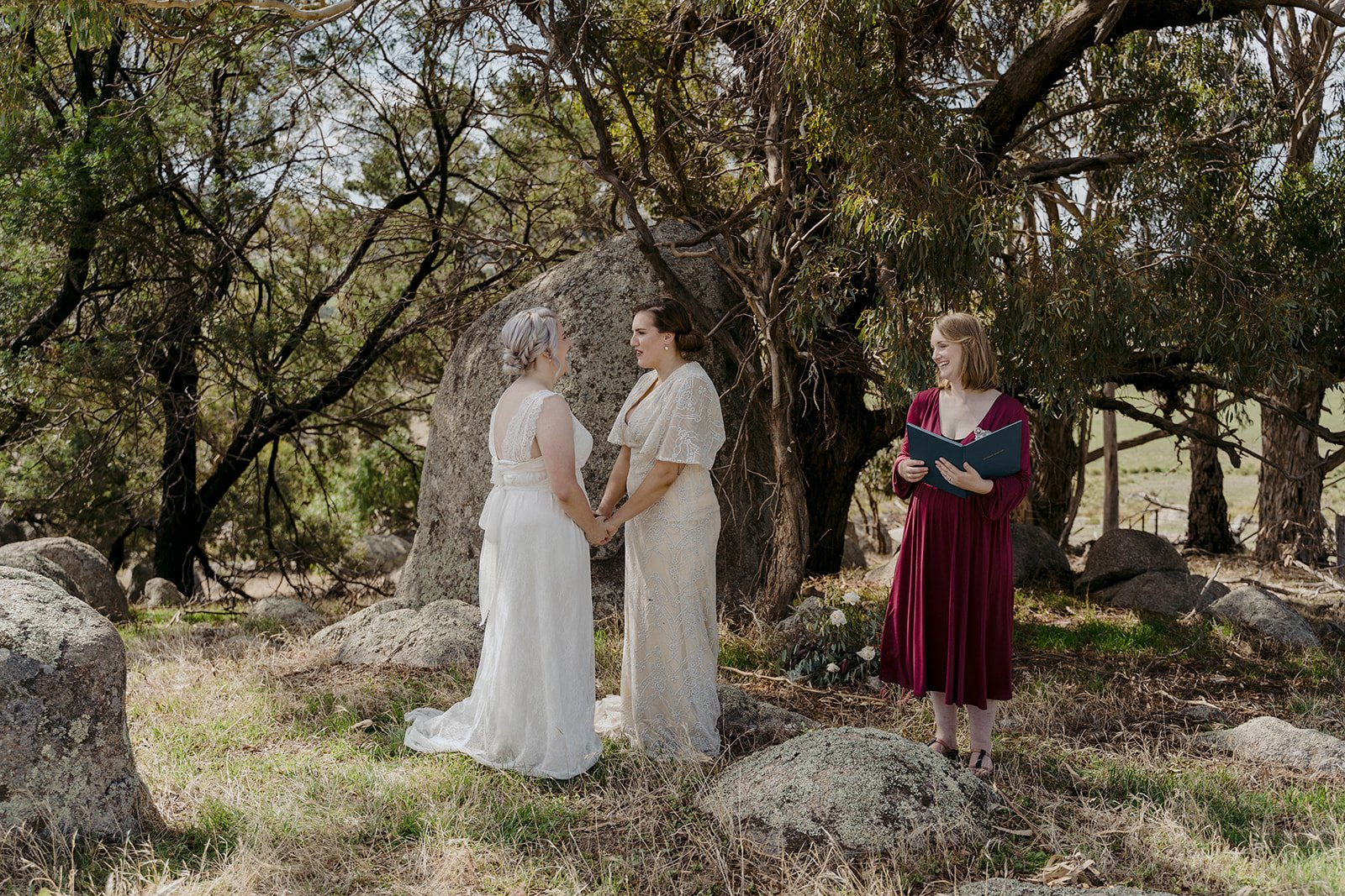 Katie Reeve - The bushwalking celebrant
