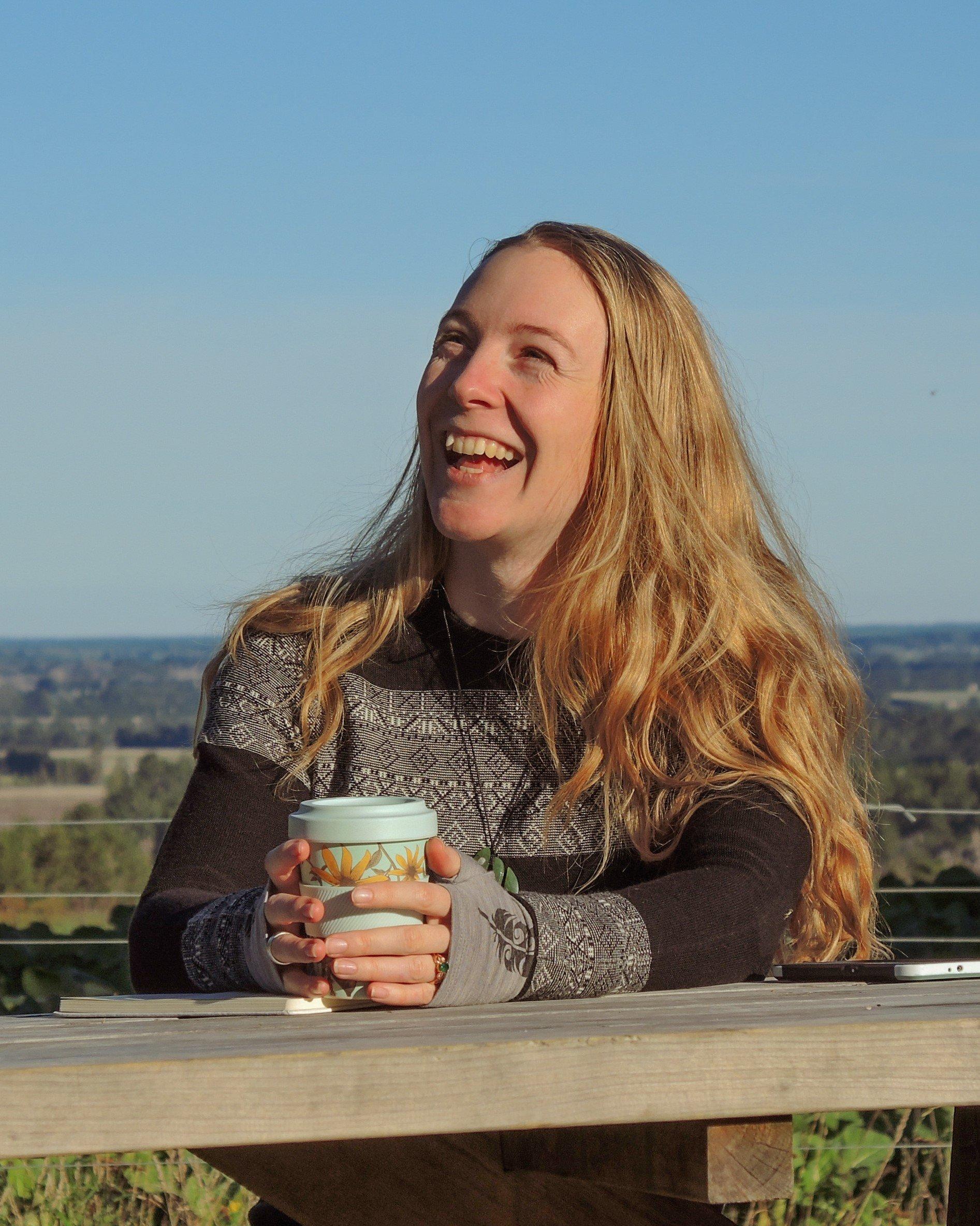 This is me - Jodie Munro, Eco-friendly Wedding Planner