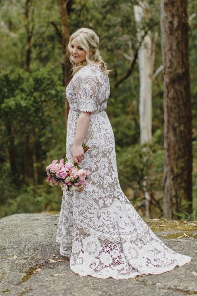 Lost in Paris Bridal Gowns | Ethically handcrafted from vintage European lace