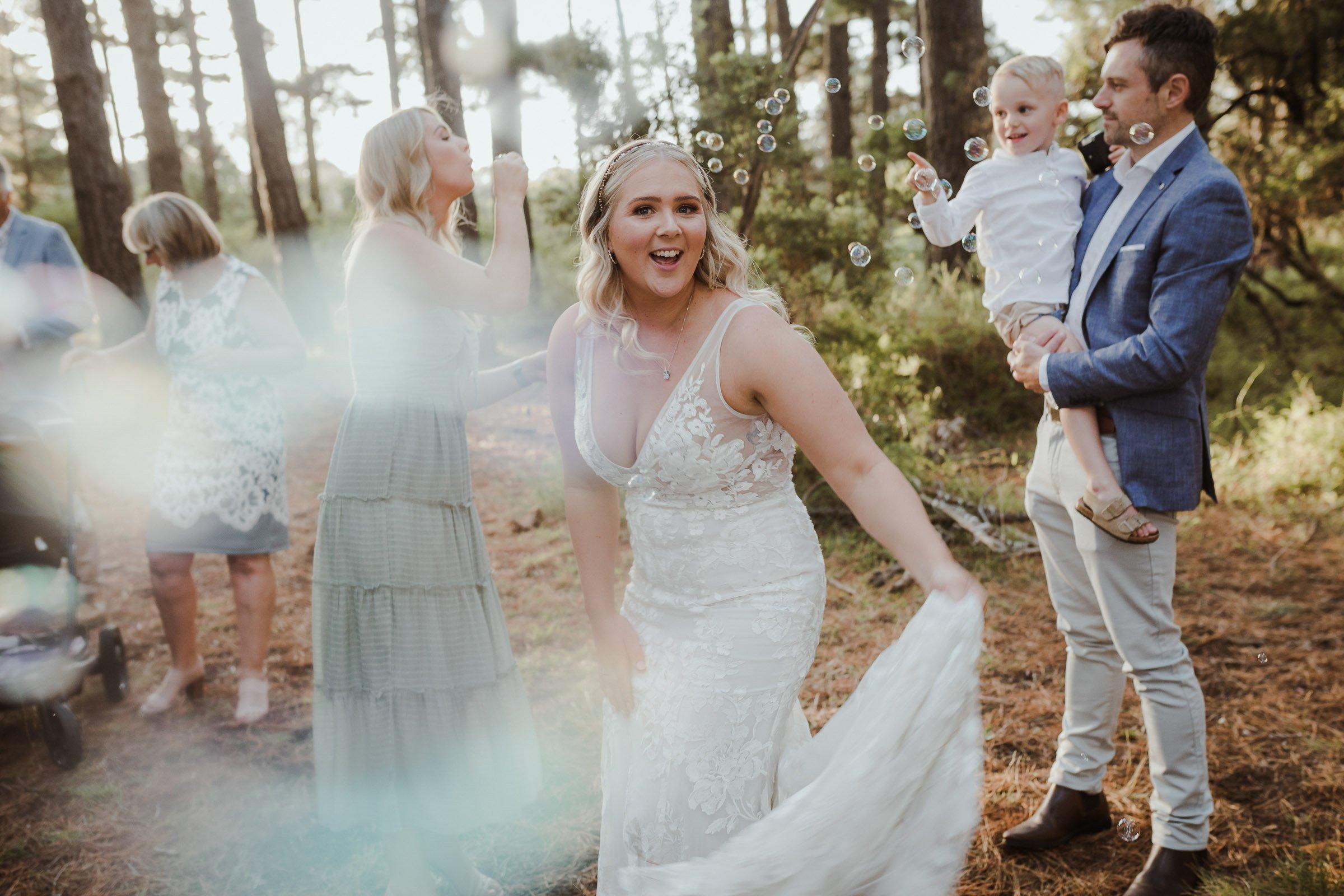 Photographer for adventurous elopements & intimate weddings on Mornington Peninsula, Melbourne.
