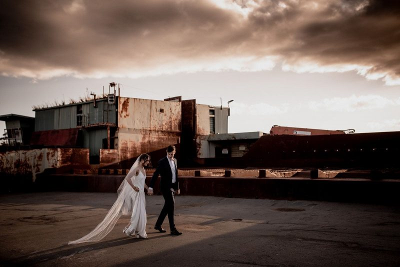 Spring Bay Mill | Industrial & glamping wedding venue Tasmania regenerating local ecology